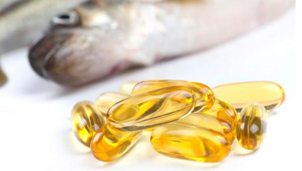 Fish oil capsules should taste just like fresh fish